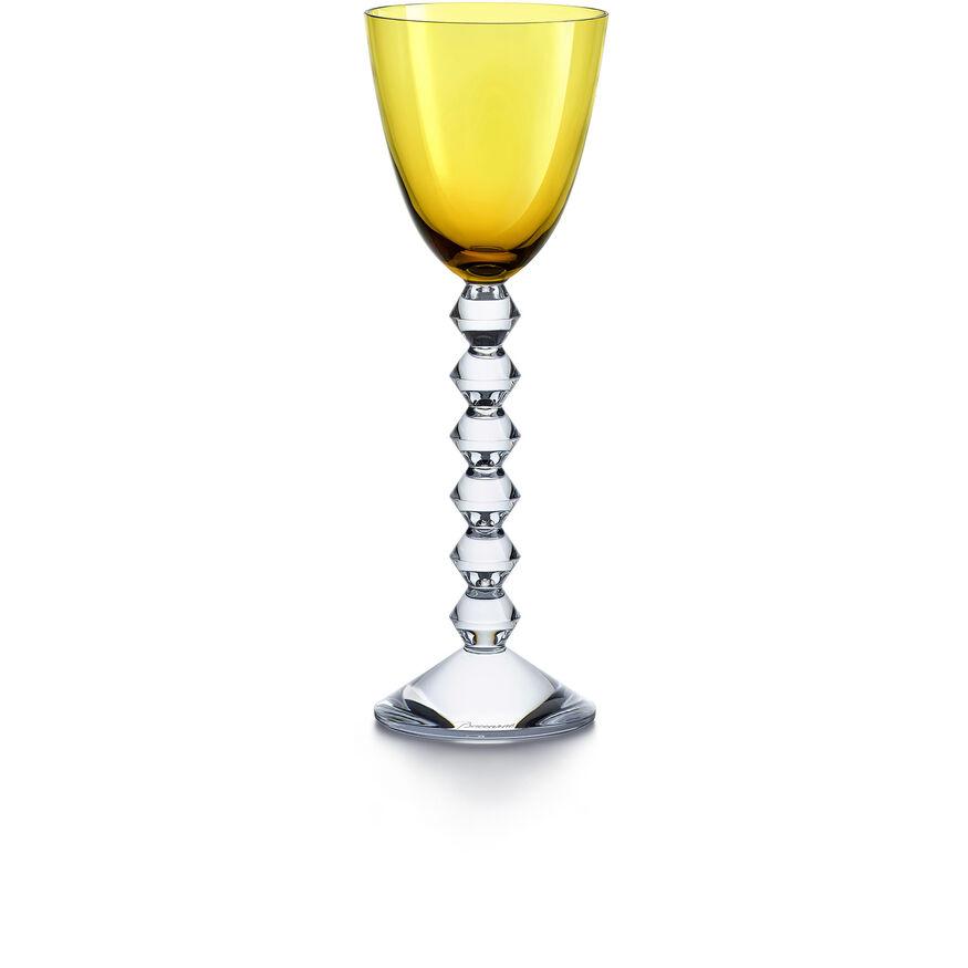 VÉGA WINE RHINE GLASS, Amber