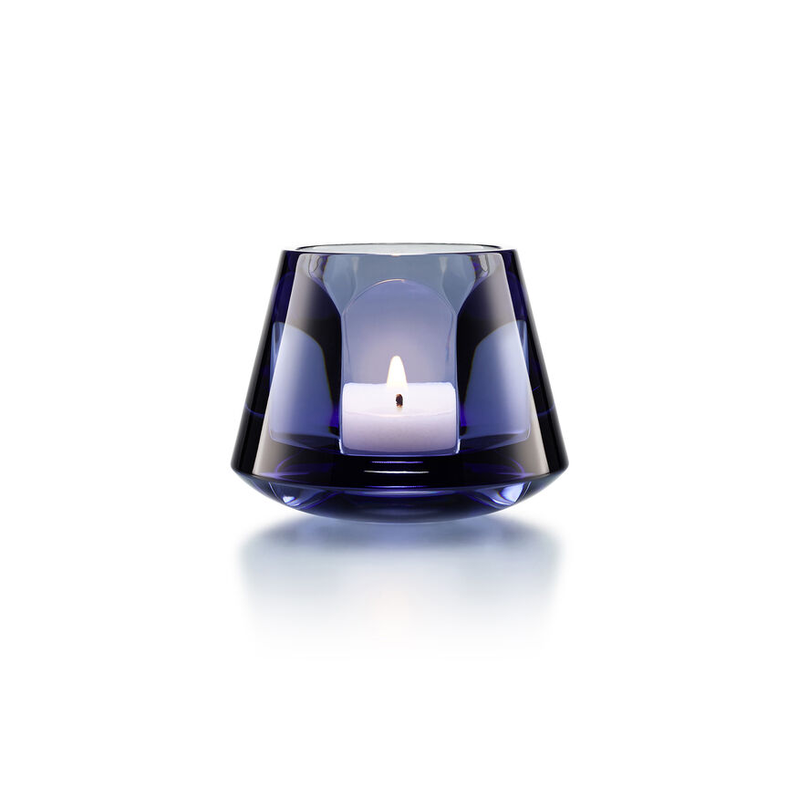 HARCOURT BABY OUR FIRE VOTIVE, Blue