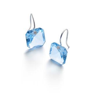 MHT 耳環, 淺藍色