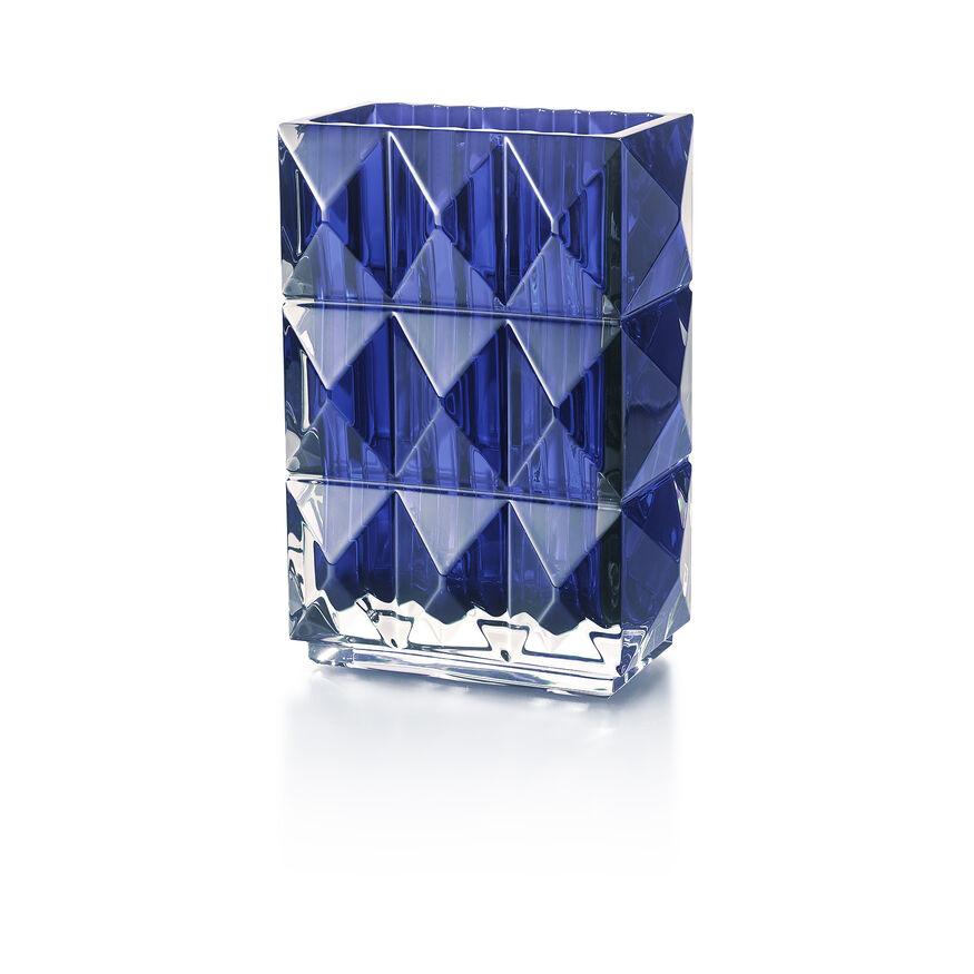 LOUXOR VASE, Blue