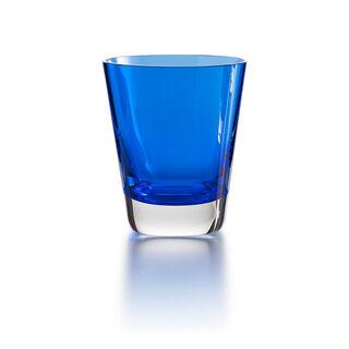 MOSAÏQUE 平底杯, 藍色