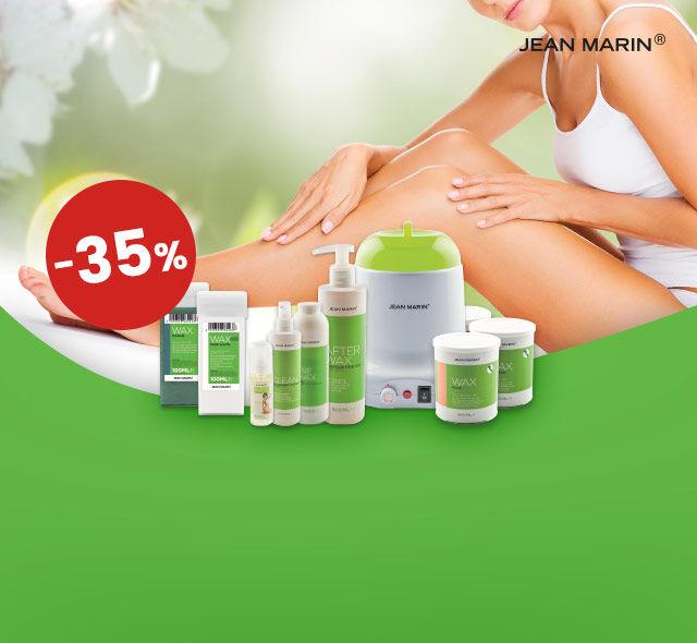 Jean Marin Epilation :  -35% sur une sélection de produits