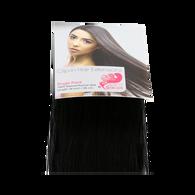 "Extensions Cheveux Half Head Clip-In 18"""