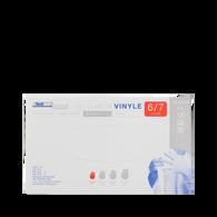 TECHLINE Gloves Vinyl S 100pcs