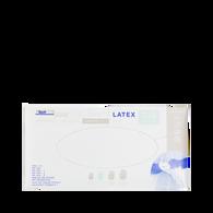 TECHLINE Gloves Latex M 100pcs