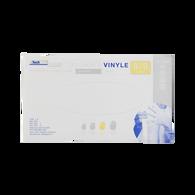 TECHLINE Gloves Vinyl L 100pcs