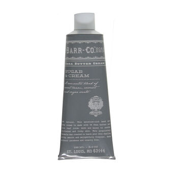 Barr-Co Sugar & Cream Soap Shop Hand Cream 100g, , large