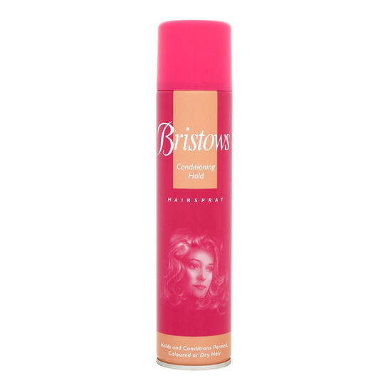 Bristows Hairspray Conditioning Hold 300ml, , large