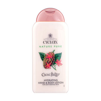 Cyclax Cocoa Butter Hydrating Hand & Body Lotion 300ml, , large
