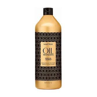 Matrix Oil Wonders Micro Oil Shampoo 1 Litre, , large
