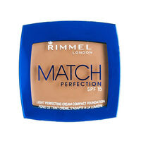 Rimmel London Match Perfection Cream Compact Foundation 7g, , large