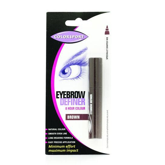 Colorsport Eyebrow Definer Pen Brown, , large