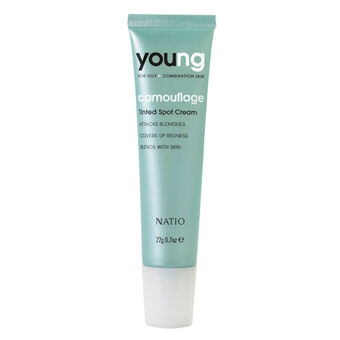 Natio Young Camouflage Tinted Spot Cream 22g, , large