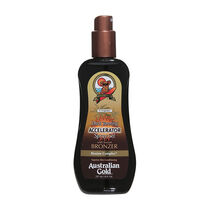 Australian Gold Dark Tanning Accelerator Spray Gel 237ml, , large