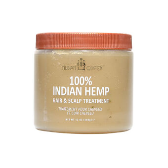 NUBIAN QUEEN Indian Hemp Hair & Scalp Treatment 340g, , large