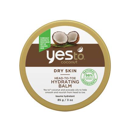 Yes To Coconut Head to Toe Hydrating Balm 85g, , large