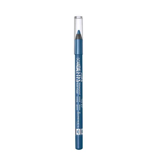 Rimmel ScandalEyes Micro Waterproof Eyeliner 1.1ml, , large