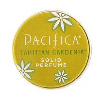 Pacifica Tahitian Gardenia Solid Perfume 10g, , large