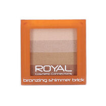 Royal Bronzing Shimmer Brick 9g, , large