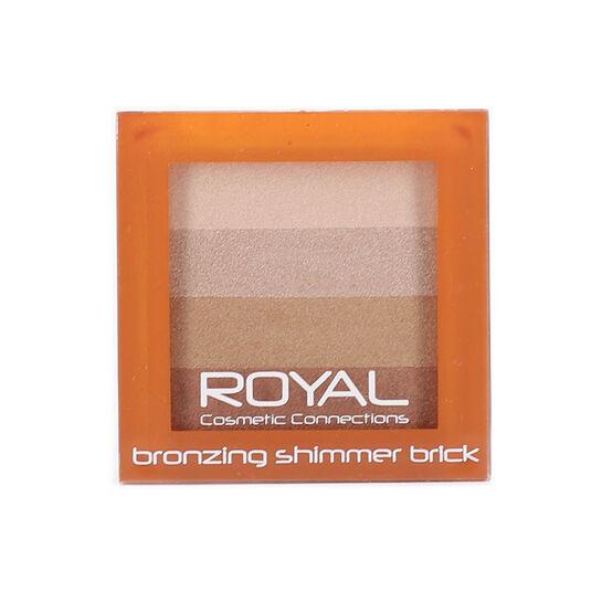 Royal Bronzing Shimmer Brick 9g, , large