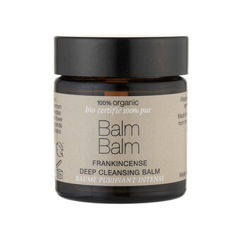 Balm Balm 100% Organic Frankincense Deep Cleansing Balm 30ml, , large