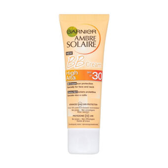 Garnier Ambre Solaire BB Cream Sun Protection SPF30 50ml, , large