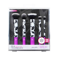 Real Techniques Your Picks Limited Edition Makeup Brush Set, , large