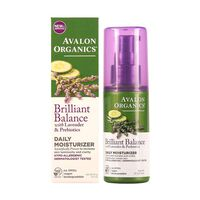 Avalon Organics Lavender Daily Moisturiser 50ml, , large
