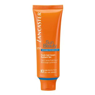 Lancaster Sun Beauty Face Fresh Gel Cream 50ml SPF10, , large