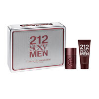 Carolina Herrera 212 Sexy Men Gift Set 50ml & 75ml, , large