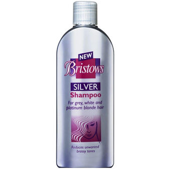 Bristows Silver Shampoo 200ml, , large