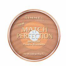 Rimmel Match Perfection Bronzer 15g, , large