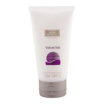 Arran Aromatics Velvet Isle Hand & Nail Cream 50ml, , large