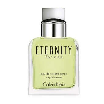 Calvin Klein Eternity Men Eau de Toilette Spray 100ml, 100ml, large