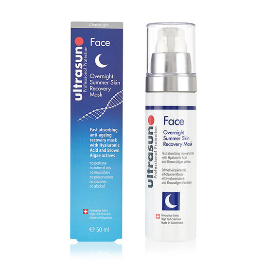 Ultrasun Protection Overnight Summer Skin Recovery Mask 50ml, , large