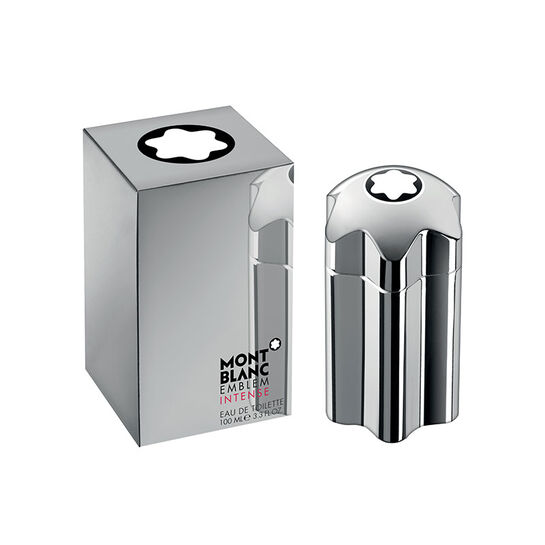 Mont Blanc Emblem Intense Eau de Toilette Spray 100ml, 100ml, large