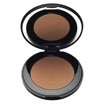 Natio Cosmetics Pure Mineral Pressed Powder Bronzer Sunswept, , large