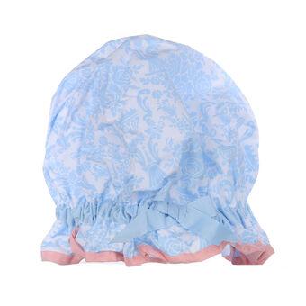 Opal Crafts Blue Shower Cap, , large