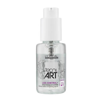 L'Oréal Tecni Art Liss Control Plus Serum 50ml, , large