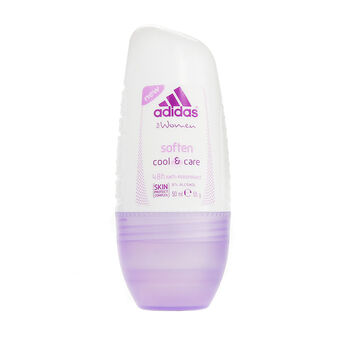 Coty Adidas Soften Cool & Care 48h Roll On Deodorant 50ml, , large