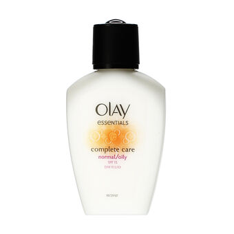 Olay Essentials Complete Care Day Fluid Normal & Oily 100ml, , large