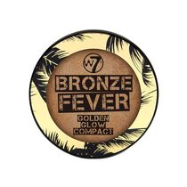 W7 Bronze Fever Golden Glow Compact, , large