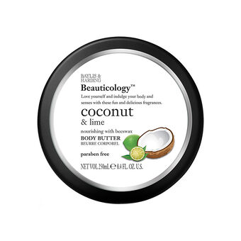 Baylis & Harding Coconut & Lime Jar Body Butter 250ml, , large