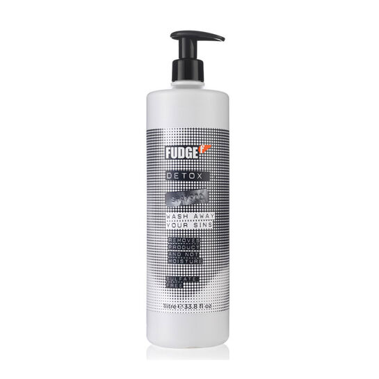 Fudge Detox Shampoo 1 Litre, , large