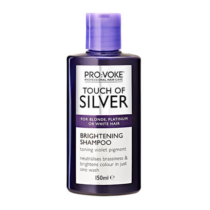 PRO:VOKE Touch Of Silver Brightening Shampoo 150ml, , large
