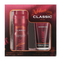 Addiction Classic Man Gift Set 150ml, , large