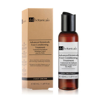 Dr Botanicals Advanced Botanicals Foot Treatment 50ml, , large