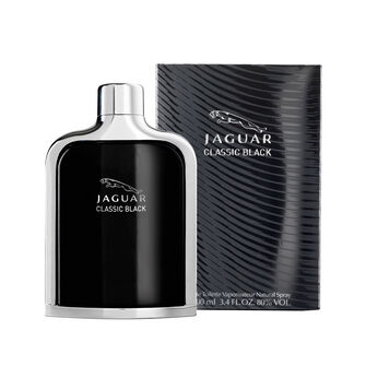 Jaguar Classic Black Eau de Toilette Spray 100ml, , large