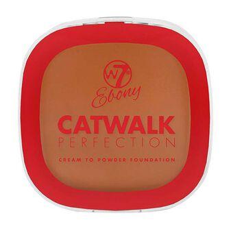 W7 Ebony Catwalk Perfection Cream To Powder 6g, , large