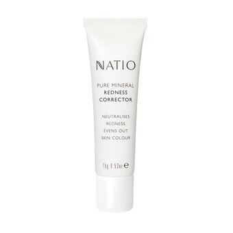 Natio Cosmetics Pure Mineral Redness Corrector, , large